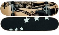 AR-3111-13 Skellet Skateboard