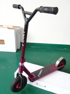 YE-003 Dirt Scooter - Pink