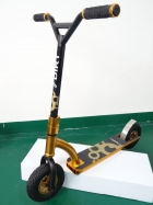 YE-002 Dirt Scooter - Gold