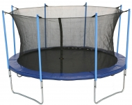GSD12FT Trampoline with safety net