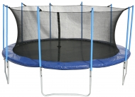GSD15FT Trampoline with safety net
