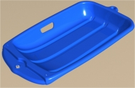 70904 Plastic snowsledge
