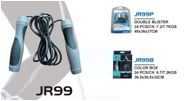 JR99 Jumping rope