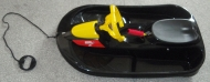Plastic Snow Sledge
