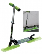 2in1  Snow Scooter