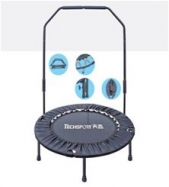 GT-B6388-40 Kids Mini Trampoline with handle