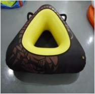 AB-003 Inflatable Triangle Snow Tube