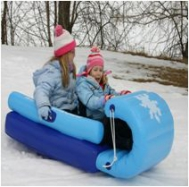 AB-010 Inflatable Snow Sled