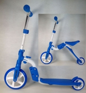 TS-006  2in1 Balance Bike Kiddy scooter